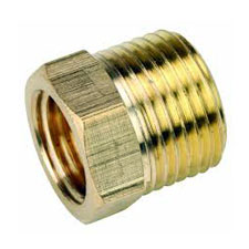 Brass Adaptor Threaded Hex Male Female Reducer